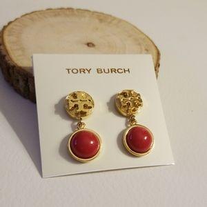 Tory Burch Livia drop earrings